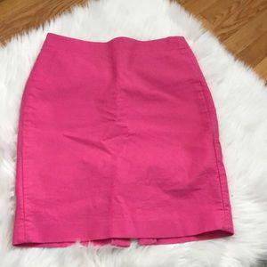 J Crew women's Pencil skirt